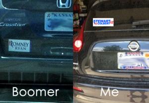 boomer car | my car
